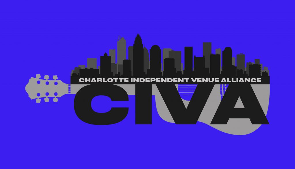 Charlotte Independent Venue Alliance Logo